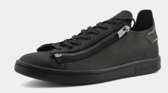Adidas Y-3 Stan Smith Zip черные