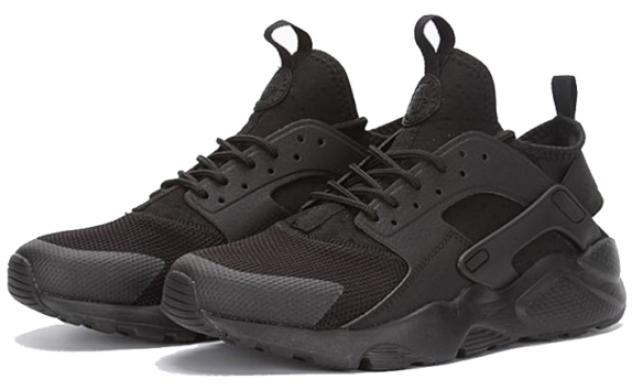 Фото Nike Air Huarache Ultra Черные - 3